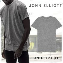 完売必須! JOHN ELLIOTT ANTI-EXPO TEE-GREY