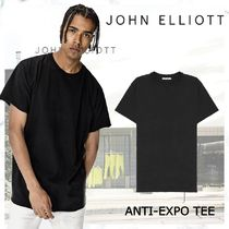 完売必須! JOHN ELLIOTT ANTI-EXPO TEE-BLACK
