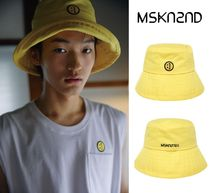 【MSKN2ND】SM:]E BUCKETHAT YELLOW