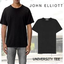 完売必須! JOHN ELLIOTT UNIVERSITY TEE-BLACK