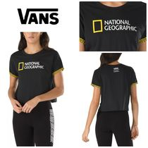 【Vans】☆新作☆VANS X NATIONAL GEOGRAPHIC ROLLOUT TEE