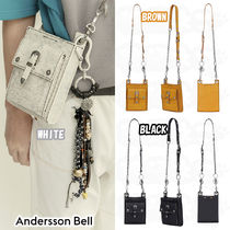 ★ANDERSSON BELL★UNISEX MONTEREY LEAHER BAG