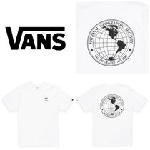 【Vans】☆新作☆キッズ☆NATIONAL GEOGRAPHIC BOYS T-SHIRT
