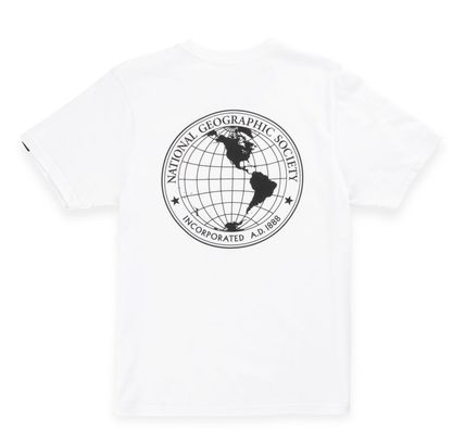 VANS キッズ用トップス 【Vans】☆新作☆キッズ☆NATIONAL GEOGRAPHIC BOYS T-SHIRT(4)