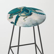 日本未入荷・送料無料 Underwater Dream V Bar Stool