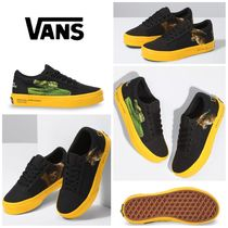 【Vans】☆新作☆キッズ☆NATIONAL GEOGRAPHIC OLD SKOOL
