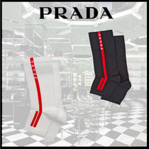 【20SS 新作】 PRADA Technical nylon toeless socks