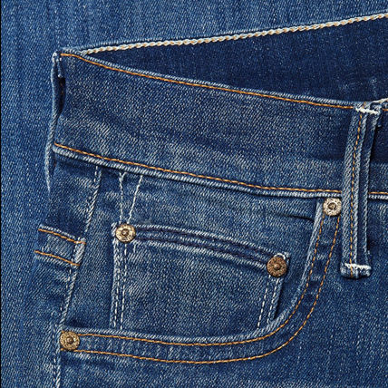 MOTHER デニム・ジーパン マザー ★ Insider Crop Step Fray Jeans ★ Not Rough Enough(3)