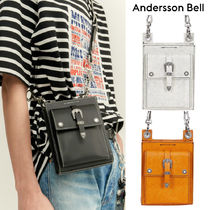 ★ANDERSSON BELL★UNISEX MONTEREY LEATHER ショルダーバッグ