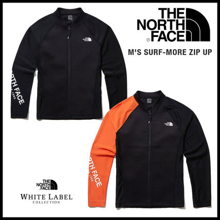 THE NORTH FACE ラッシュガード THE NORTH FACE☆M'S SURF-MORE ZIP UP_NJ5JL08