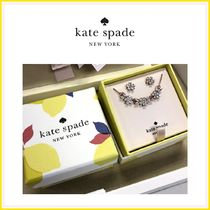 kate spade☆GLEAMING GRDNIA ジュエリー セット ☆送料込