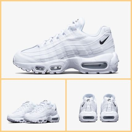 ☆ナイキ☆超人気☆WOMEN NIKE AIR MAX 95☆WHITE