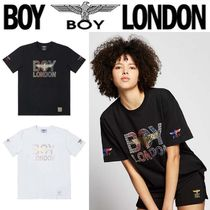 BOY LONDON★DIGITAL MULTI SNAKE 半袖Tシャツ B02TS2402U