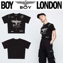 BOY LONDON★MULTI SYMBOL 半袖Tシャツ B92TS1310F