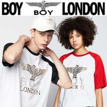 BOY LONDON★RAGLAN SYMBOL 半袖Tシャツ B02TS1121U