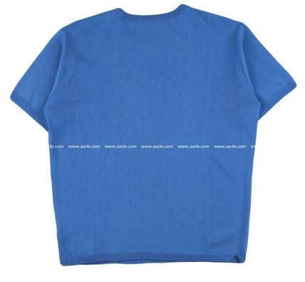 ASCLO Tシャツ・カットソー ASCLO Deep summer linen Round knit(10color) YI379(10)