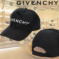 【SALE!】GIVENCHY★ロゴ キャップ