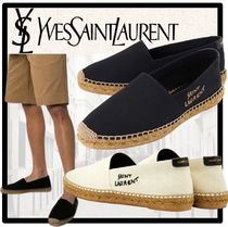 ★送料・関税込★SAINT LAURENT★EMBROIDERED ESPADRILLES★