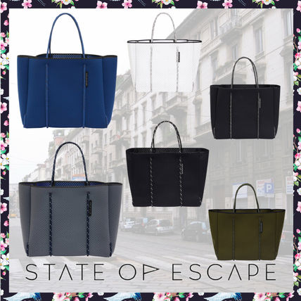 State of Escape マザーズバッグ 【STATE OF ESCAPE】六色から選べる♪オシャレなマザーズバッグ