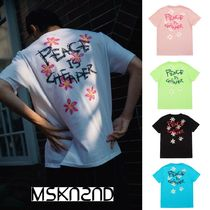 【MSKN2ND】PEACE IS CHEAPER T-SHIRT 5色