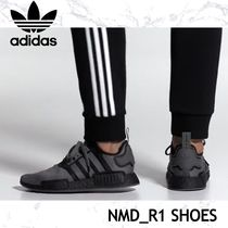 完売必須!!ADIDAS NMD_R1-GREY FOUR / CORE BLACK