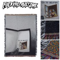 【Fucking Awesome】☆日本未入荷☆Go To Heaven Woven Blanket