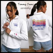 Tommy Jeans*バックロゴ スウェット*White*送料込