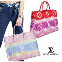 Louis Vuitton ESCAL エスカル ONTHE GO GM オンザゴー