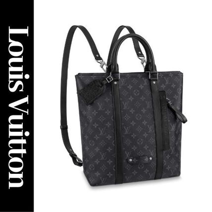 Louis Vuitton バックパック・リュック Louis Vuitton トート・バックパック モノグラム・エクリプス