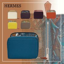 HERMES(エルメス)☆シルクイン コンパクト(Silk'In Compact)財布