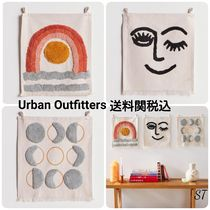Urban Outfitters 人気! UO限定 Mini tufted flag 送関込 日未