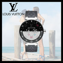 【Louis Vuitton】TAMBOUR HORIZON モノグラム 腕時計