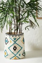 期間限定セール! Anthropologie Shuri Tufted Basket