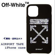 Off-Whiteオフホワイト/AIRPORT TAPE iPhone case iPhone ケース