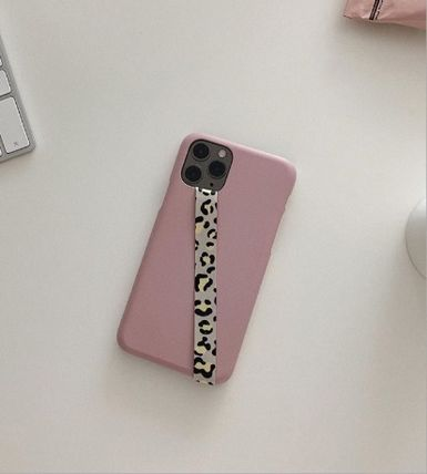 tipitipo iPhone・スマホケース [tipitipo] Simple color hard case with Strap (matte) IPhone(3)
