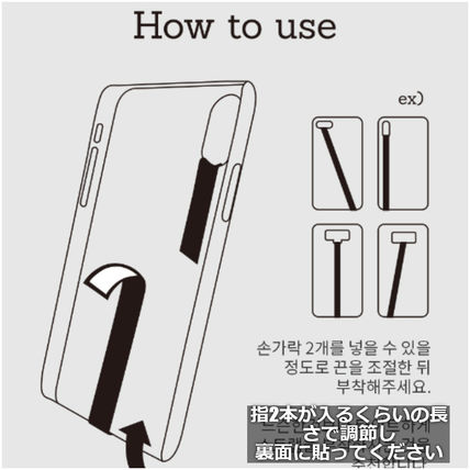 tipitipo iPhone・スマホケース [tipitipo] Simple color hard case with Strap (matte) IPhone(13)