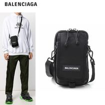 BALENCIAGA バレンシアガ 593651 9TY45 EXPLORER CROSSBODY