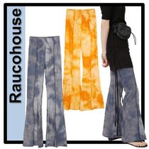 ★送料・関税込★Raucohouse★SEMI BOOTS CUT TIE-DYE PANTS★