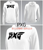 PXG(ピーエックスジー) パーカー・フーディ 【PXG】話題沸騰完売前に♪HOME COURSE HOODIE ホワイトパーカー
