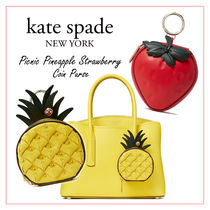 【国内発送】Picnic Pineapple Strawberry Coin Purse セール