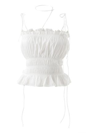 「SPOONING」OUTTA LOVE TOP (WHITE) ☆韓国正規品☆