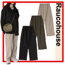 ★韓国の人気★【Raucohouse】★ROULETTE NYLON PANTS★