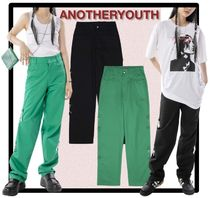 ANOTHERYOUTH(アナザーユース) パンツ ★送料・関税込★ANOTHERYOUTH★Side Buckle Pant★