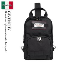 Givenchy  Downtown nylon oneshoulder backpack