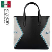 Givenchy Bond leather tote