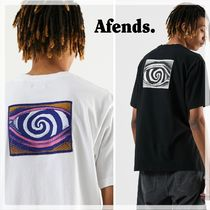 AFENDS日本未入荷☆Out Of MindレトロフィットTシャツ2色☆AUS発