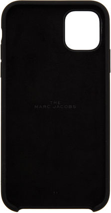 MARC JACOBS スマホケース・テックアクセサリー 国内発送★関税込【MarcJacobs】The Silicone iPhone 11ケース(3)