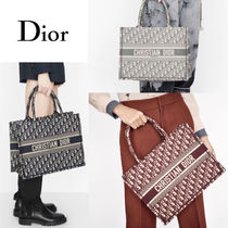 【Dior】★セレブ愛用★ Dior Book Tote Dior Oblique Small
