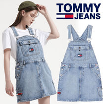 ◆Tommy Hilfiger◆DENIM REGULAR FIT OVERROLL◆送料無料◆