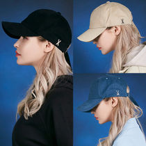 ★VARZAR★日本未入荷 韓国 OG Fit over fit washing ball cap